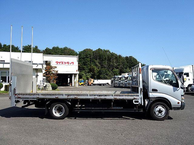 トヨタ H15 トヨエース 平 パワーゲート バイク運搬車 車検付 画像5