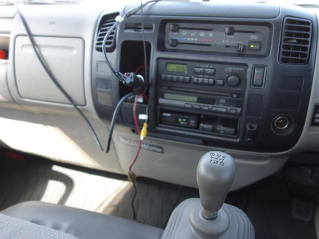 トヨタ H15 トヨエース 平 パワーゲート バイク運搬車 車検付 画像26
