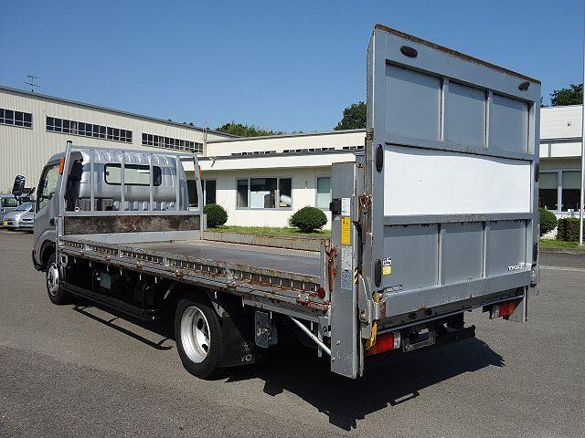 トヨタ H15 トヨエース 平 パワーゲート バイク運搬車 車検付 画像6