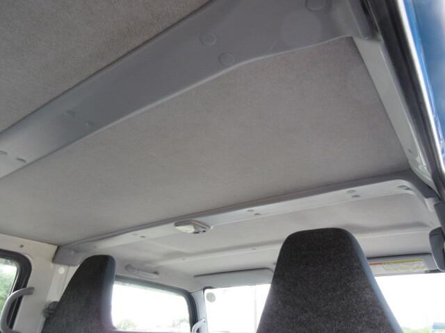 三菱 H24 キャンター 4WD Wキャブ 平ボデー 車検付 画像27