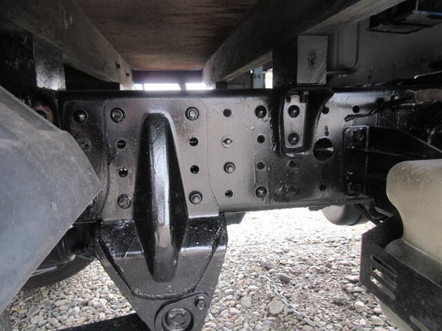 三菱 H24 キャンター 4WD Wキャブ 平ボデー 車検付 画像11