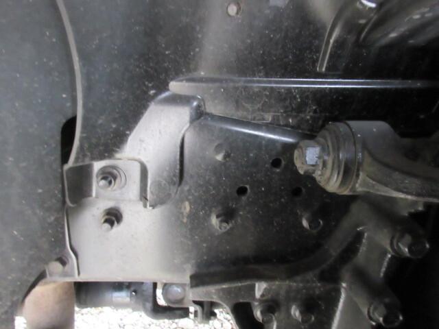 三菱 H24 キャンター 4WD Wキャブ 平ボデー 車検付 画像15