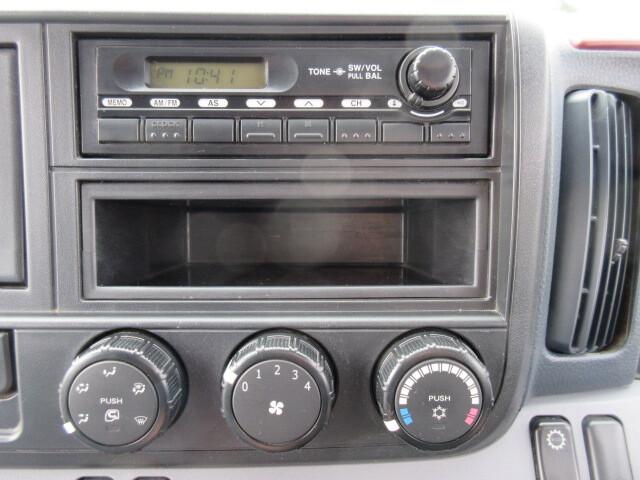 三菱 H24 キャンター 4WD Wキャブ 平ボデー 車検付 画像20