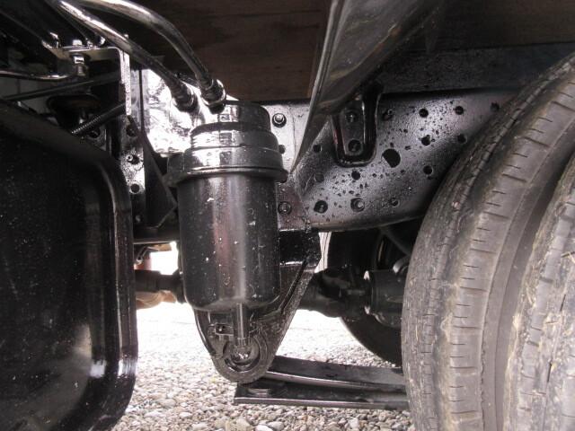 三菱 H24 キャンター 4WD Wキャブ 平ボデー 車検付 画像13