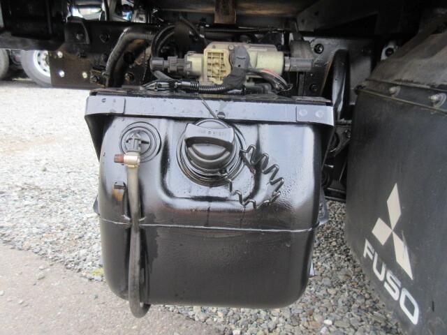 三菱 H24 キャンター 4WD Wキャブ 平ボデー 車検付 画像17
