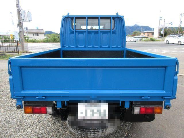 三菱 H24 キャンター 4WD Wキャブ 平ボデー 車検付 画像7