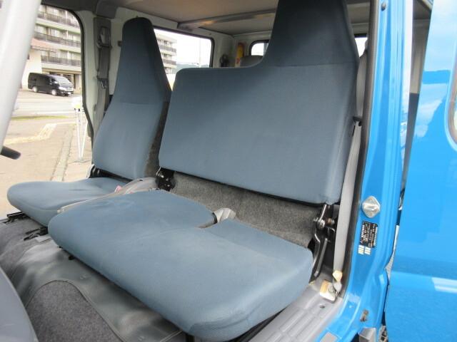 三菱 H24 キャンター 4WD Wキャブ 平ボデー 車検付 画像23