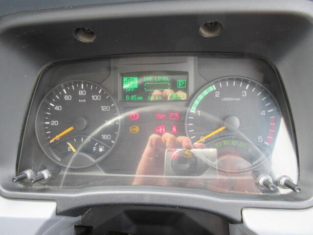三菱 H24 キャンター 4WD Wキャブ 平ボデー 車検付 画像25