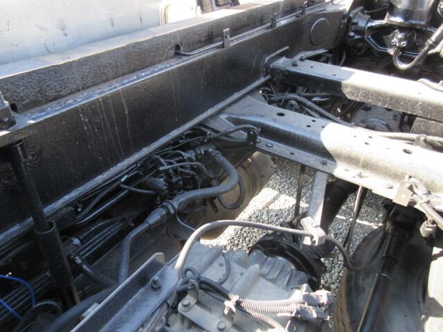 三菱 H25 スーパーグレート ダンプ Fゲート 車検付 画像17