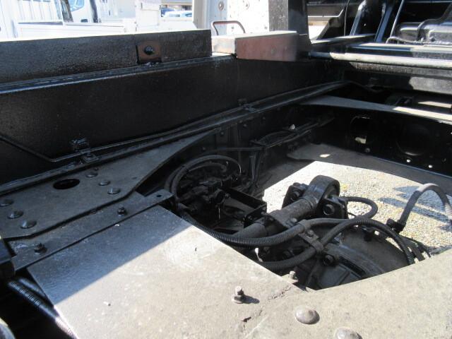 三菱 H25 スーパーグレート ダンプ Fゲート 車検付 画像19