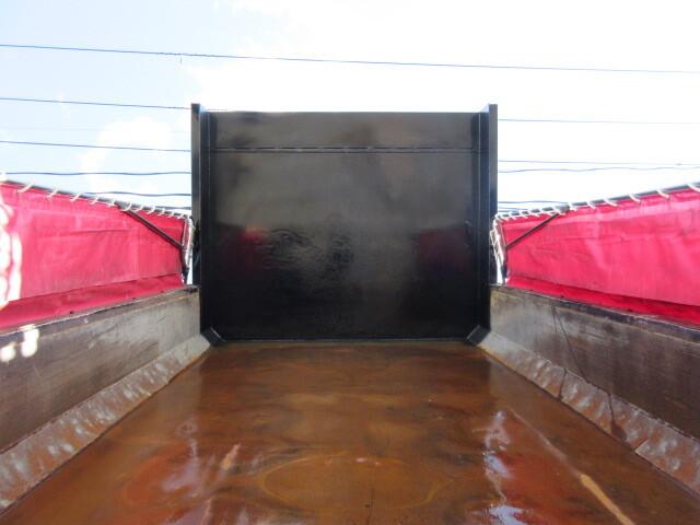 三菱 H25 スーパーグレート ダンプ Fゲート 車検付 画像9
