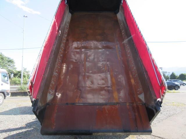 三菱 H25 スーパーグレート ダンプ Fゲート 車検付 画像10