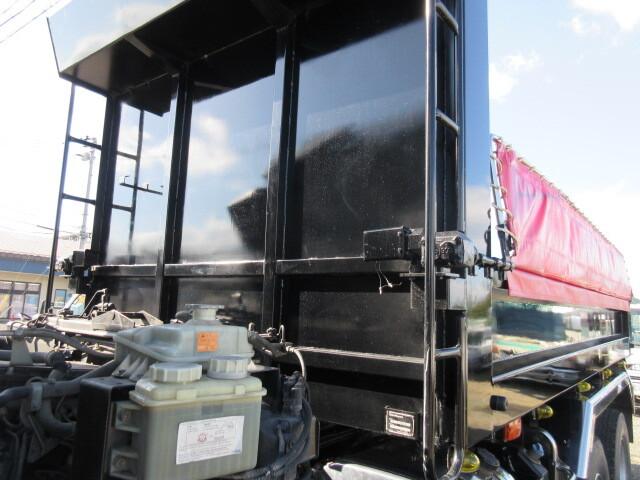 三菱 H25 スーパーグレート ダンプ Fゲート 車検付 画像27