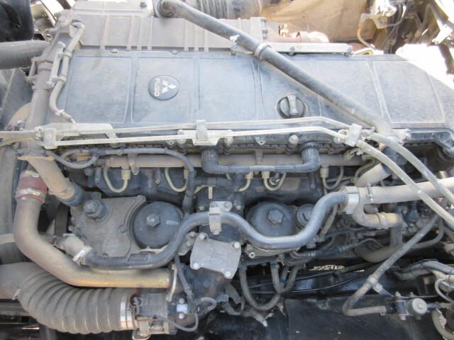 三菱 H25 スーパーグレート ダンプ Fゲート 車検付 画像26