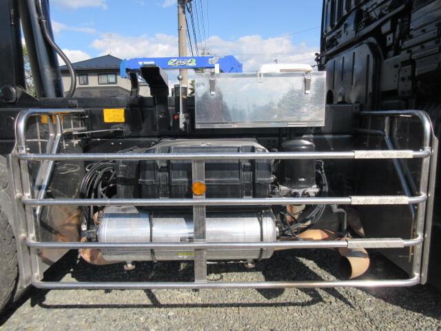 三菱 H25 スーパーグレート ダンプ Fゲート 車検付 画像20