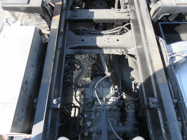 三菱 H25 スーパーグレート ダンプ Fゲート 車検付 画像15