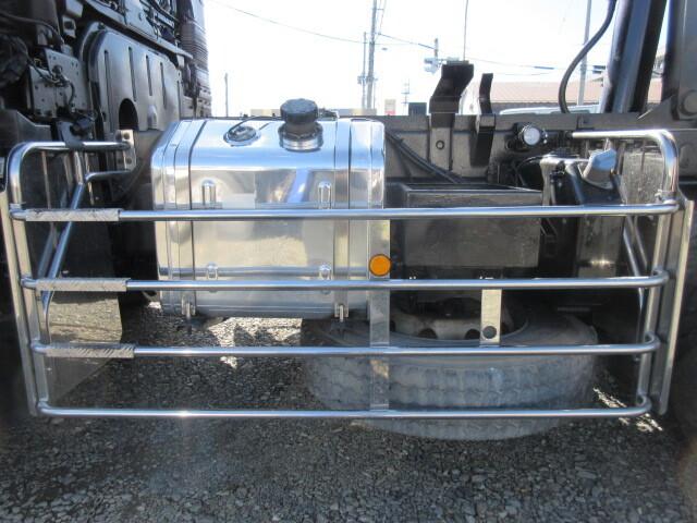 三菱 H25 スーパーグレート ダンプ Fゲート 車検付 画像21