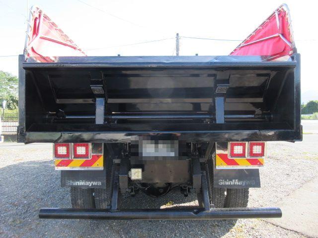 三菱 H25 スーパーグレート ダンプ Fゲート 車検付 画像7