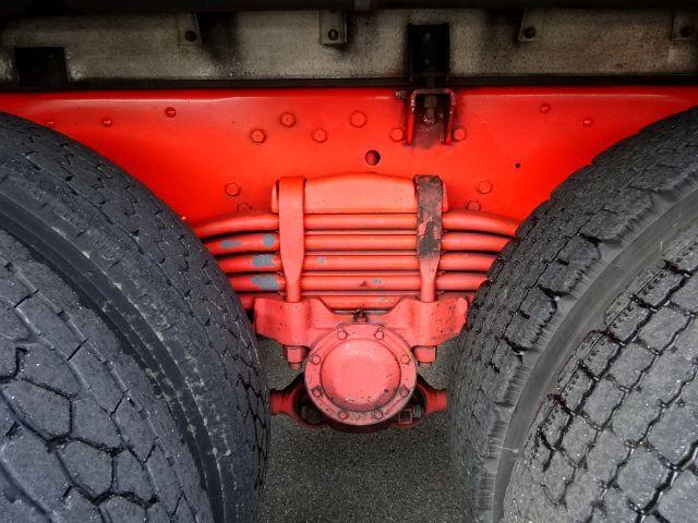 三菱 H15 V8 スーパーグレート ハイルーフ アルミウィング 画像17
