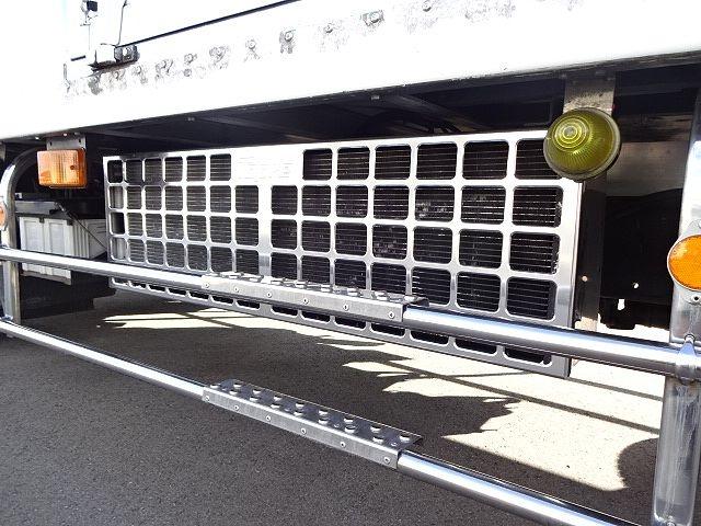 UD H24 コンドル フルワイド 低温冷凍車 格納PG 画像15
