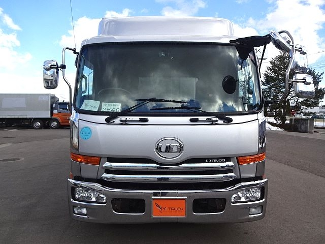 UD H24 コンドル フルワイド 低温冷凍車 格納PG 画像2