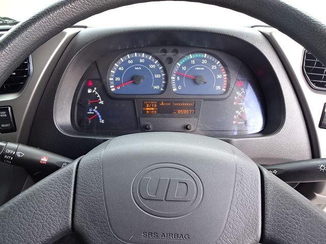 UD H24 コンドル フルワイド 低温冷凍車 格納PG 画像20