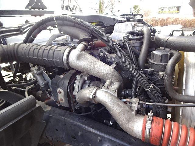 UD H24 コンドル フルワイド 低温冷凍車 格納PG 画像27