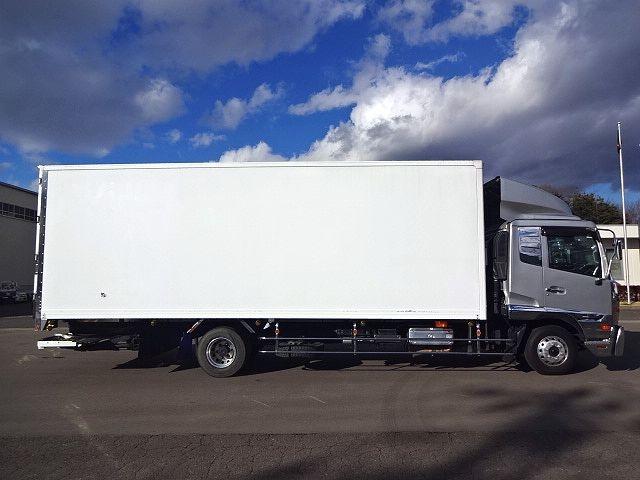 UD H24 コンドル フルワイド 低温冷凍車 格納PG 画像5