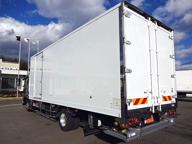 UD H24 コンドル フルワイド 低温冷凍車 格納PG 画像6
