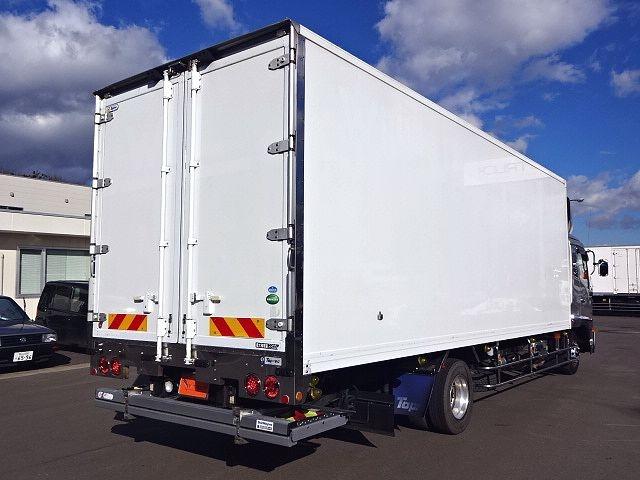 UD H24 コンドル フルワイド 低温冷凍車 格納PG 画像8