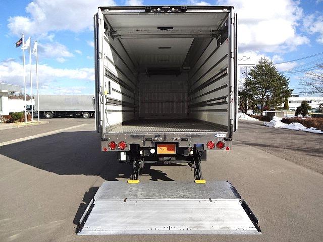 UD H24 コンドル フルワイド 低温冷凍車 格納PG 画像9