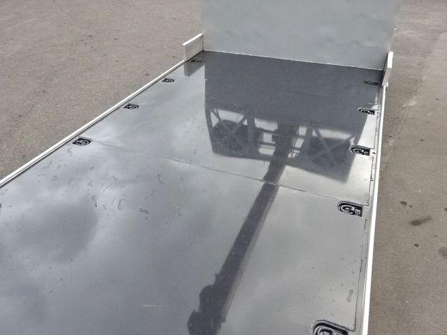 三菱 H16 スーパーグレート 3軸低床 平3段クレーン 画像11