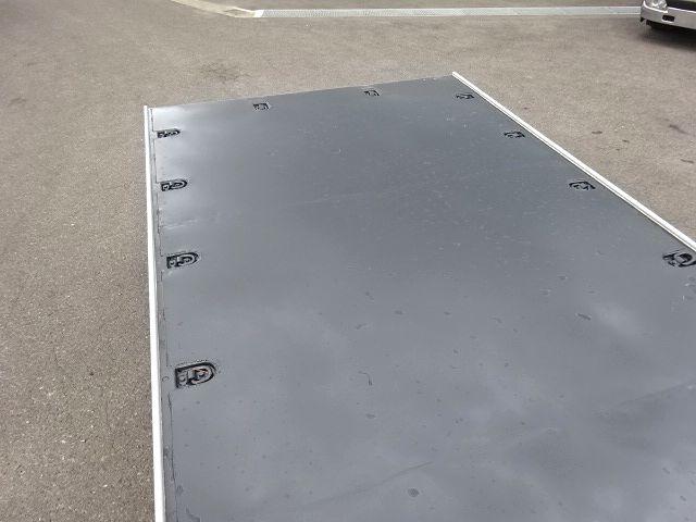 三菱 H16 スーパーグレート 3軸低床 平3段クレーン 画像12