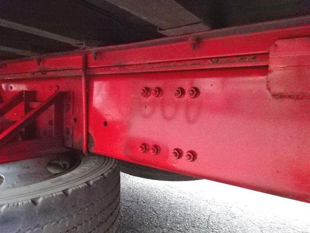 三菱 H16 スーパーグレート 3軸低床 平3段クレーン 画像19