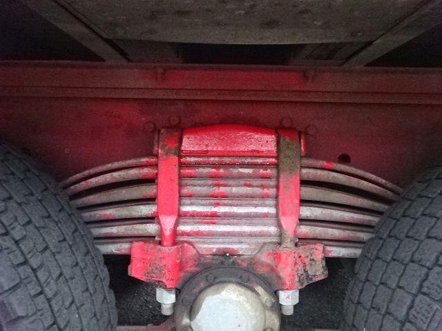 三菱 H16 スーパーグレート 3軸低床 平3段クレーン 画像20