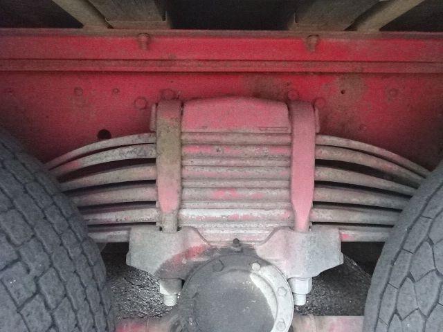 三菱 H16 スーパーグレート 3軸低床 平3段クレーン 画像21