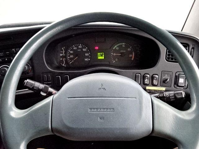 三菱 H16 スーパーグレート 3軸低床 平3段クレーン 画像23