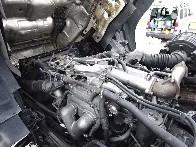 いすゞ H21 ギガ 3軸 冷蔵冷凍車 サイドダブル観音扉 画像29