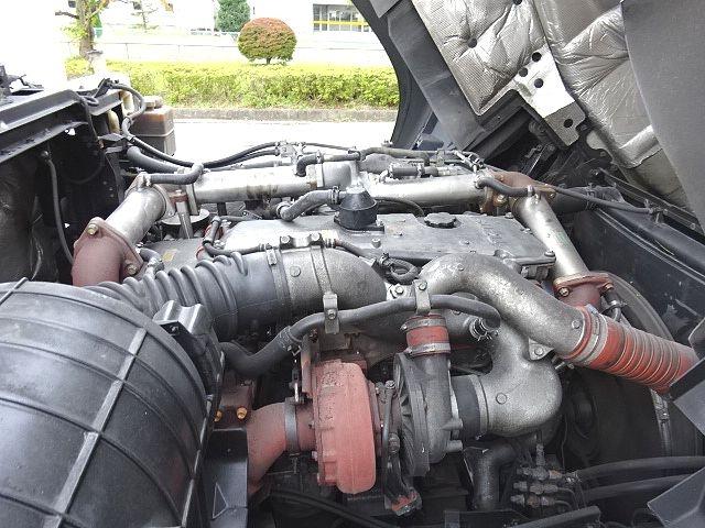 いすゞ H21 ギガ 3軸 冷蔵冷凍車 サイドダブル観音扉 画像30