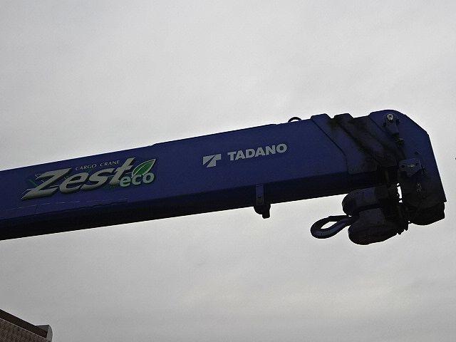 UD H24 クオン セルフ 3段クレーン 車検付き ★ 画像21