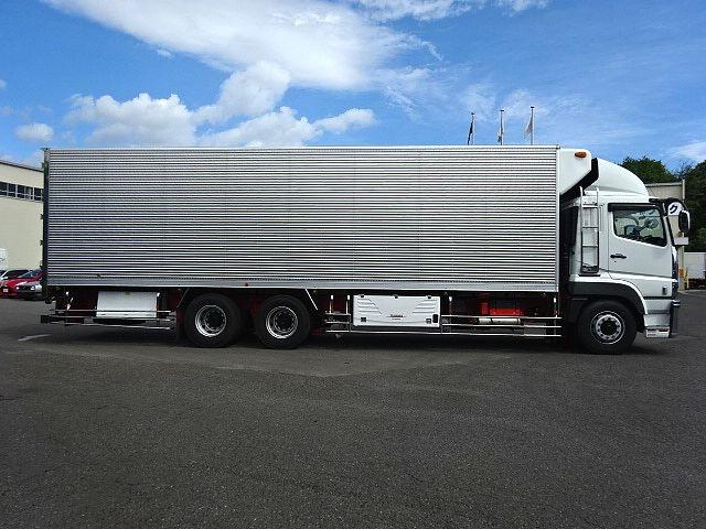 三菱 H27 Sグレート 3軸 低温冷凍車 キーストン  画像5