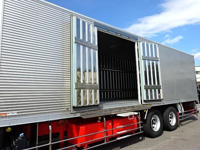 三菱 H27 Sグレート 3軸 低温冷凍車 キーストン 画像13