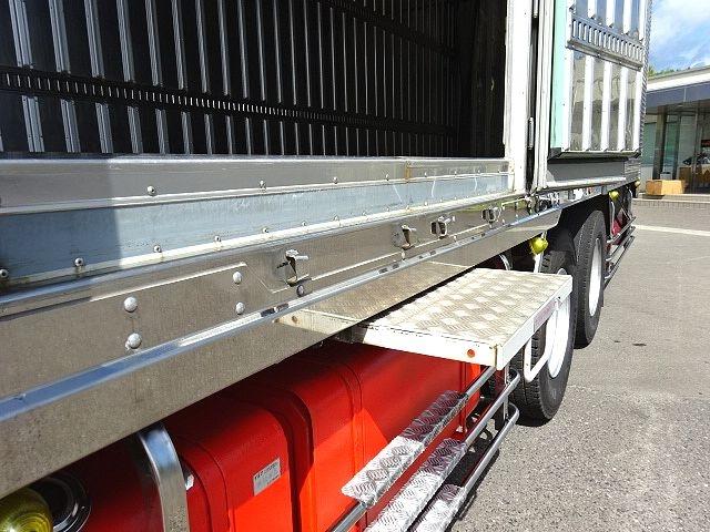 三菱 H27 Sグレート 3軸 低温冷凍車 キーストン 画像14