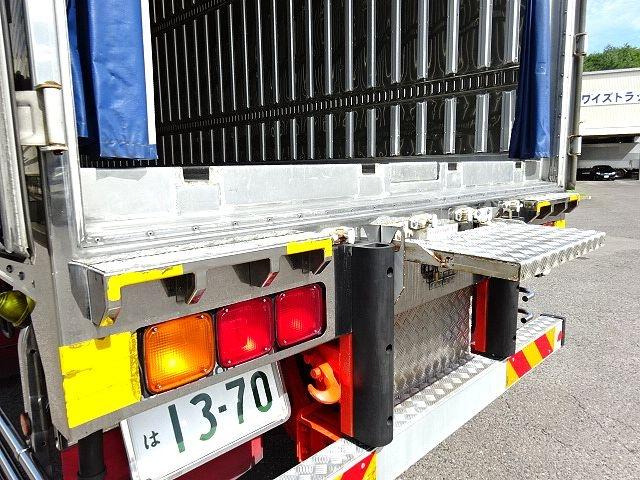 三菱 H27 Sグレート 3軸 低温冷凍車 キーストン 画像15