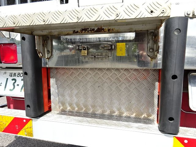 三菱 H27 Sグレート 3軸 低温冷凍車 キーストン  画像16