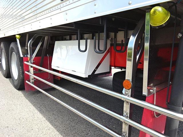 三菱 H27 Sグレート 3軸 低温冷凍車 キーストン  画像17
