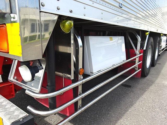 三菱 H27 Sグレート 3軸 低温冷凍車 キーストン 画像18