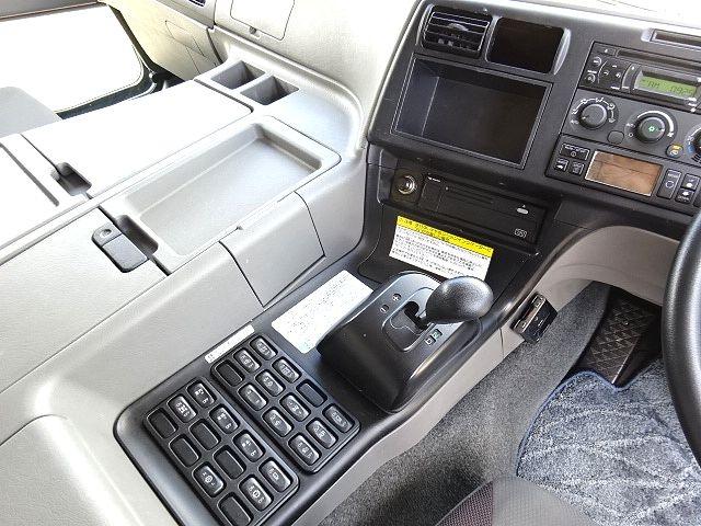 三菱 H27 Sグレート 3軸 低温冷凍車 キーストン  画像25