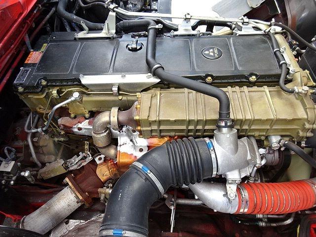 三菱 H27 Sグレート 3軸 低温冷凍車 キーストン 画像29