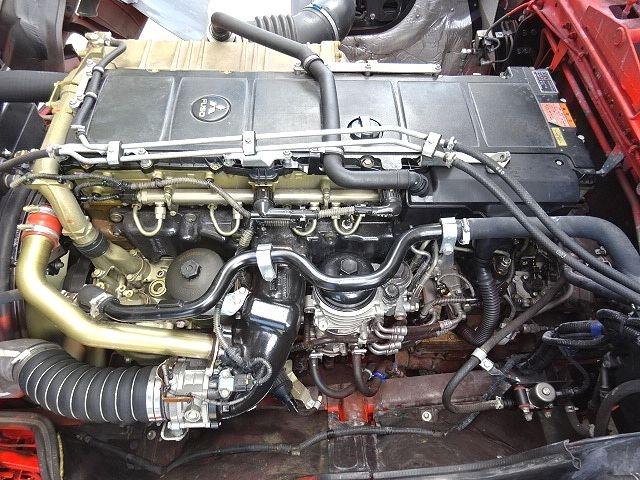 三菱 H27 Sグレート 3軸 低温冷凍車 キーストン  画像30
